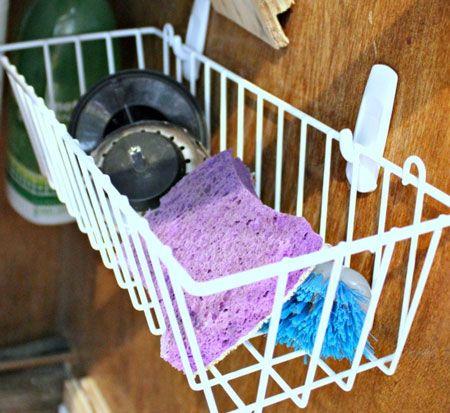 RV Tips Bathroom Storage 05