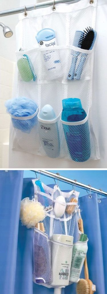 RV Tips Bathroom Storage 09